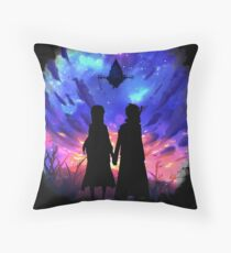 SAO love Throw Pillow