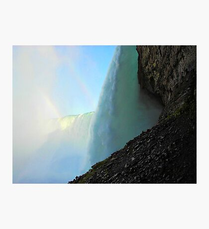 Big Waterfall Photographic Print
