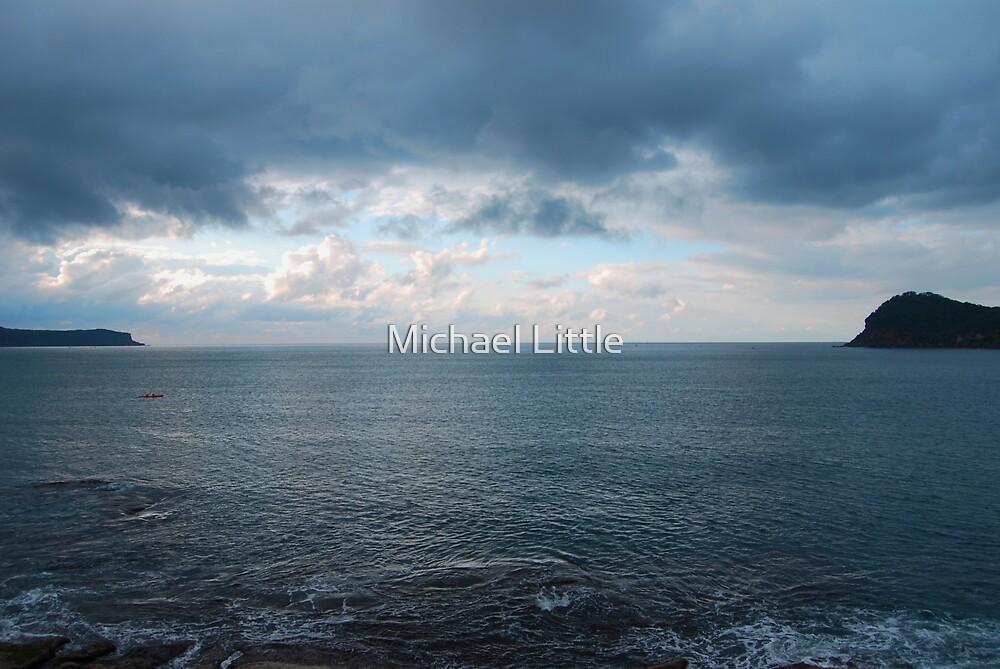 Lion Island Storm (Part 2) by Michael Little