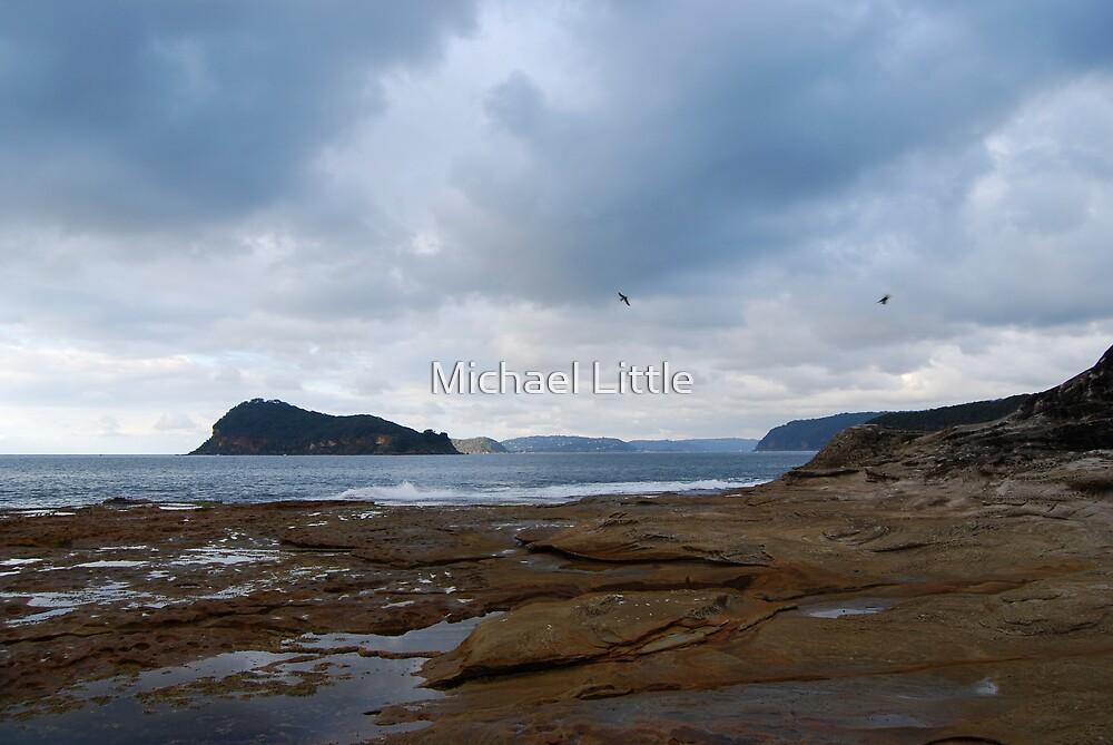Lion Island Storm (Part 3) by Michael Little