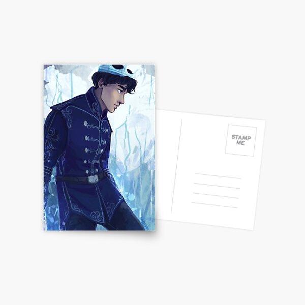 Ice prince Postcard