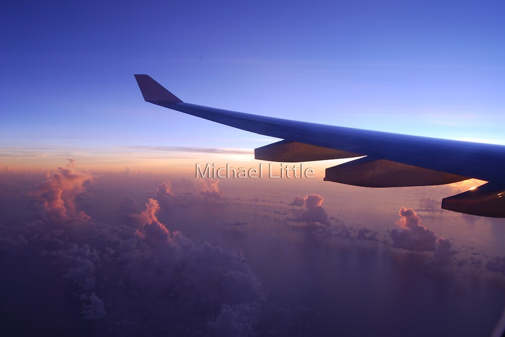 Flying High by Michael Little