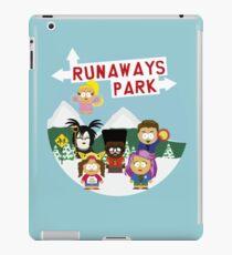 Runaway Park iPad Case/Skin