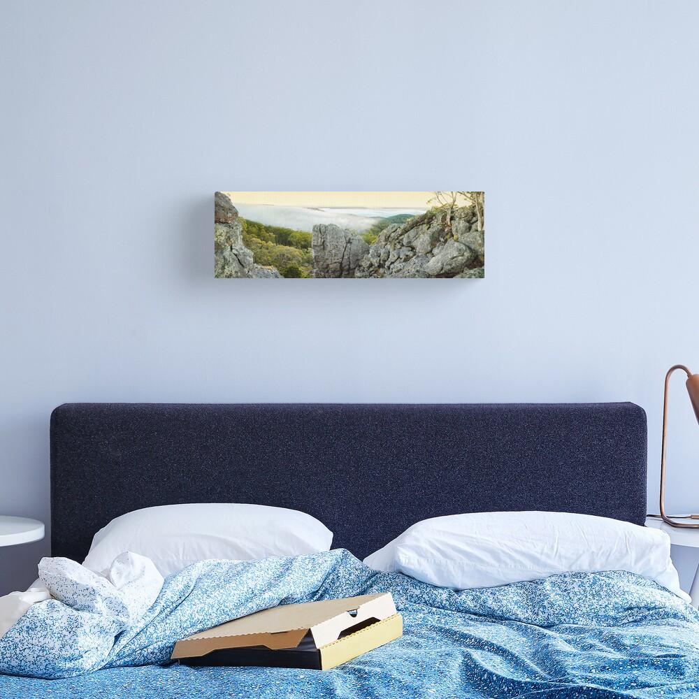 Mount Macedon Dawn, Victoria, Australia Canvas Print