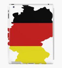Germany map iPad Case/Skin
