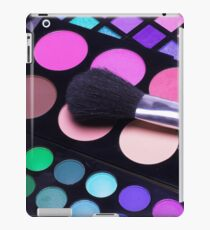 eye brush iPad Case/Skin
