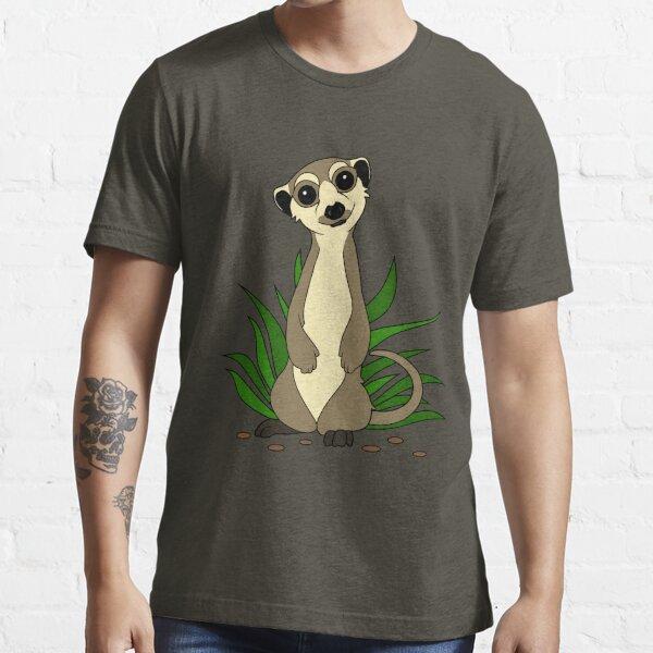 Meerkat Essential T-Shirt