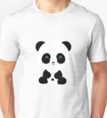 Blushing Panda Bear T-Shirt