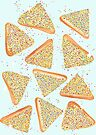 Fairy Bread - NEW - Blue by makemerriness