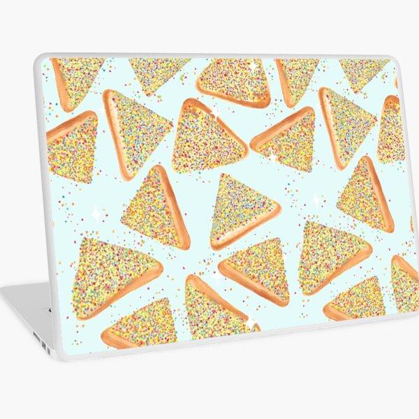 Fairy Bread - NEW - Blue Laptop Skin