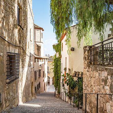 Beautiful Spanish Village by Lanas