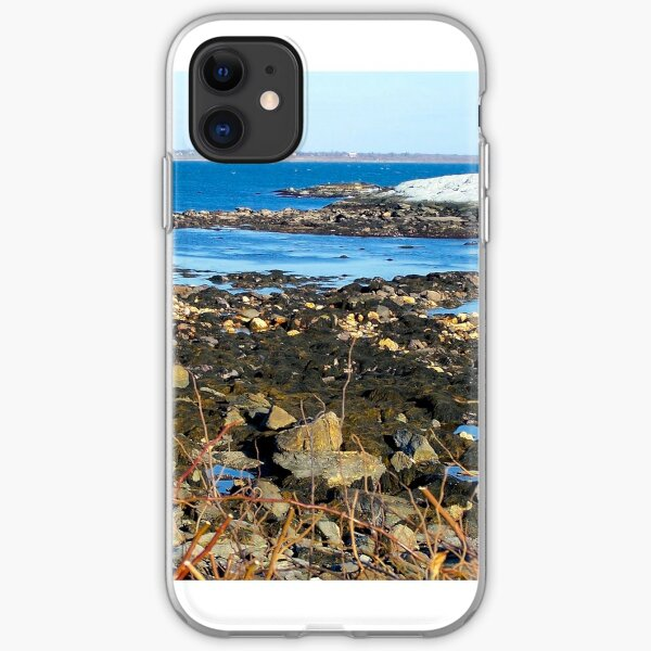 On the Rocks ! iPhone Soft Case