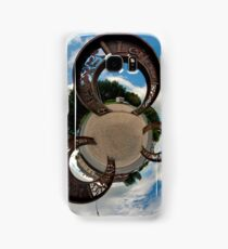 Lifford Coins, County Donegal Samsung Galaxy Case/Skin