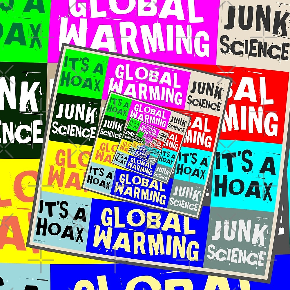 Global Warming Hoax by morningdance