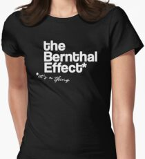 The Bernthal Effect Women's Fitted T-Shirt
