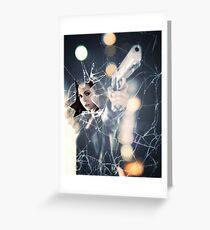 BADASS WOMEN - Eliza Dushku Greeting Card
