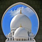 Eid Mubarak  by David Clark