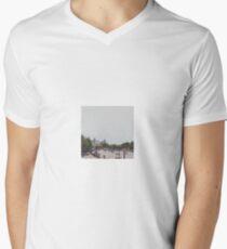 amsterdam plaza Men's V-Neck T-Shirt