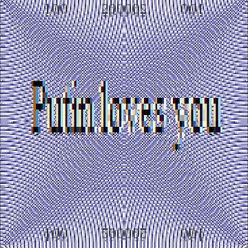 Putin Loves You by znamenski