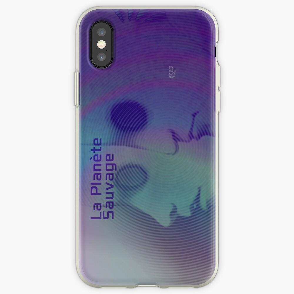 La Planete Sauvage -Fantastic Planet  iPhone Case & Cover