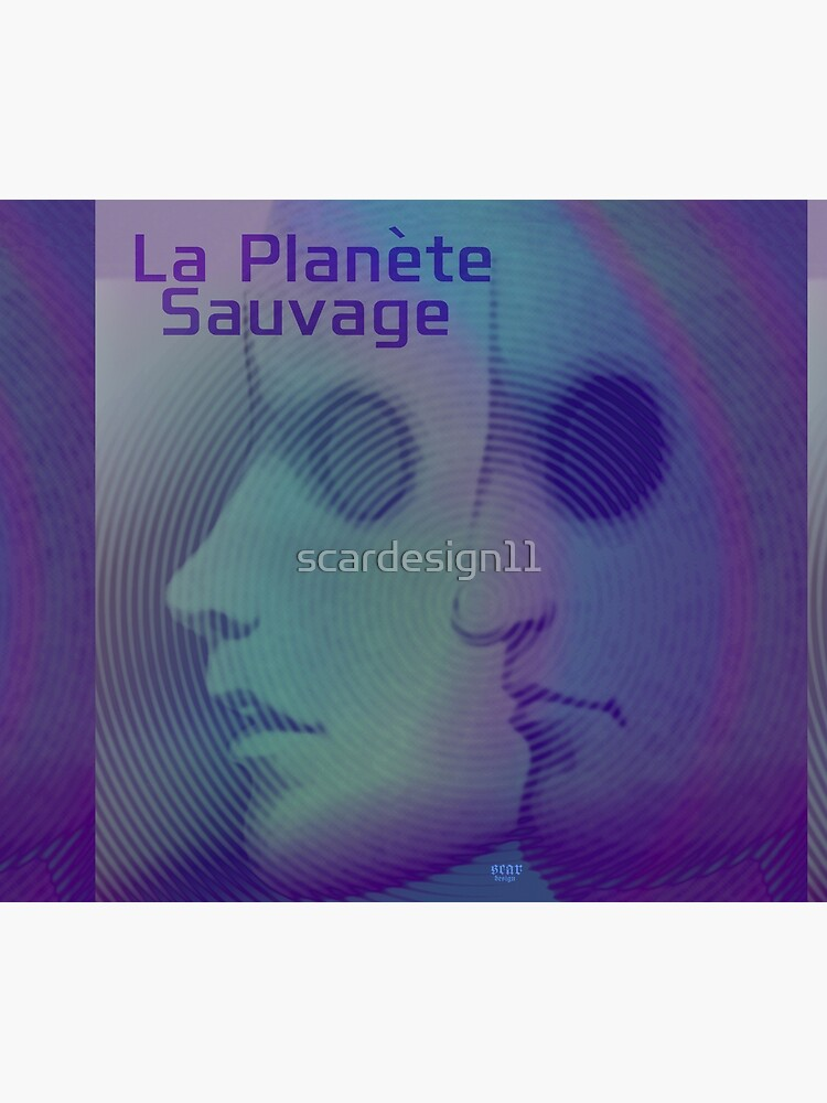 La Planete Sauvage -Fantastic Planet  by scardesign11