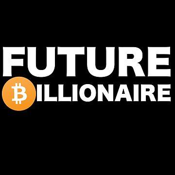 Bitcoin Fortune by WHYSUCHASCENE
