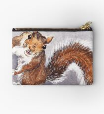 Squirrel Studio Pouch