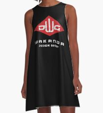 Wakanda Design Group A-Line Dress