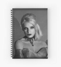 dark princess Spiral Notebook