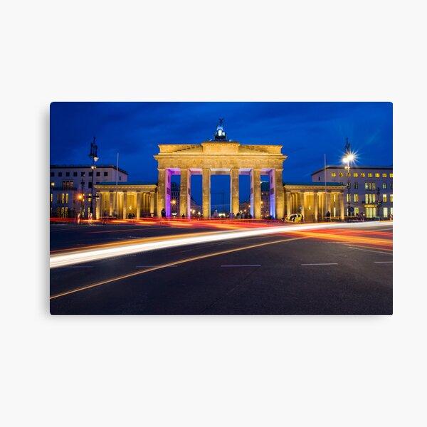 Berlin, Germany. Canvas Print