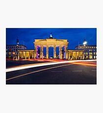 Berlin, Germany. Photographic Print