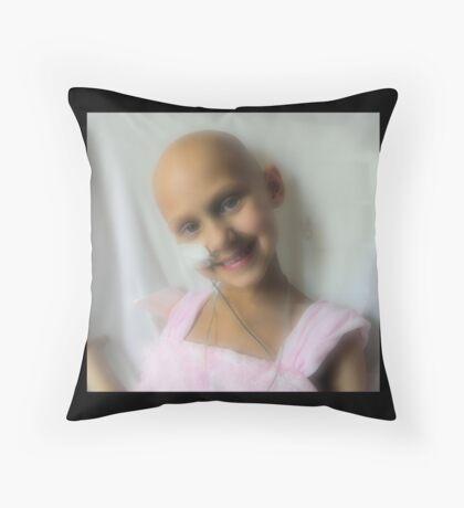 Miss Chloe Throw Pillow