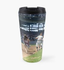 Al Schacht & Nick Altrock at MLB Opening game in Griffith Stadium in Washington D.C., 1924 Travel Mug