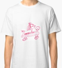 Annie, drive your wagon Classic T-Shirt