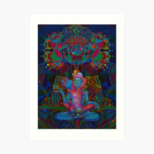 tantra lovers digital - 2013 Art Print