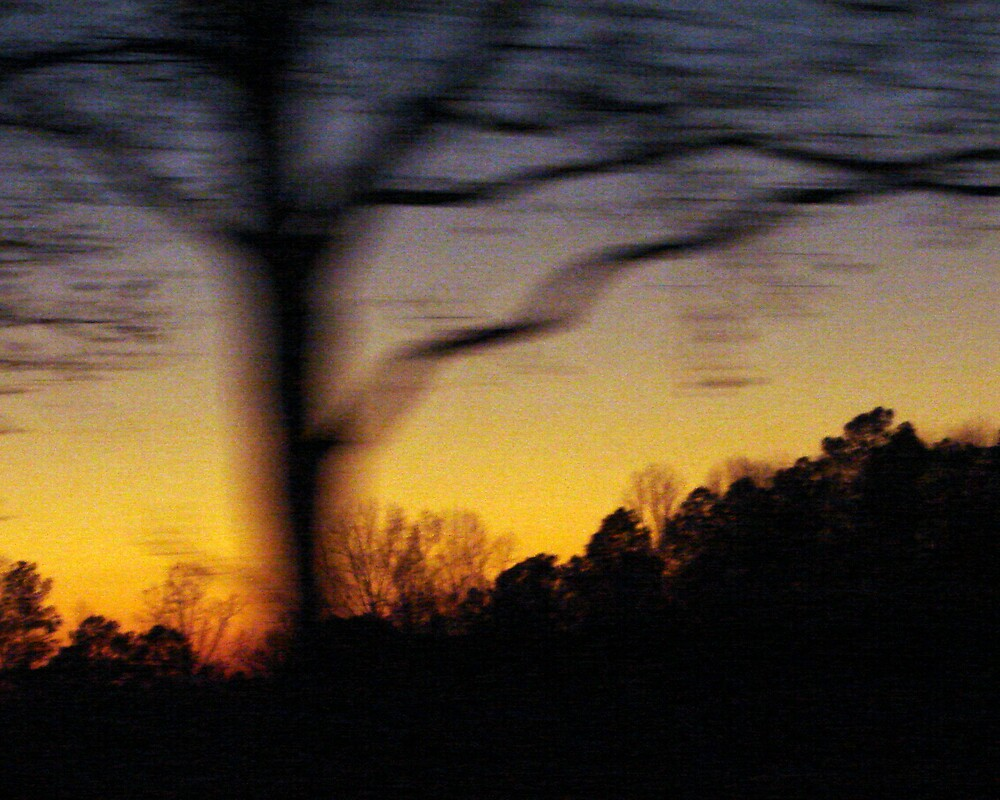 Sunset in Motion by www4gsus