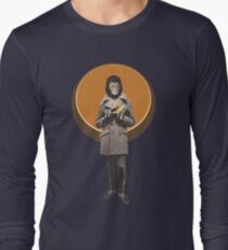 Planet Of The Apes Mod Style Long Sleeve T-Shirt