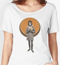 Planet Of The Apes Mod Style Women's Relaxed Fit T-Shirt