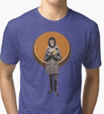 Planet Of The Apes Mod Style Tri-blend T-Shirt