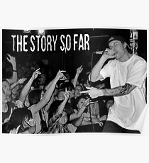 The Story So Far Live Poster