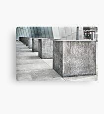 Blocks. Metal Print