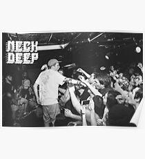 Neck Deep Live Poster