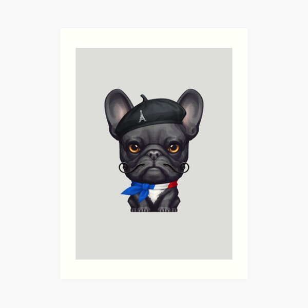15 French Bulldog Dogs Puppy Paris France Stickers Teacher Supply Frenchie