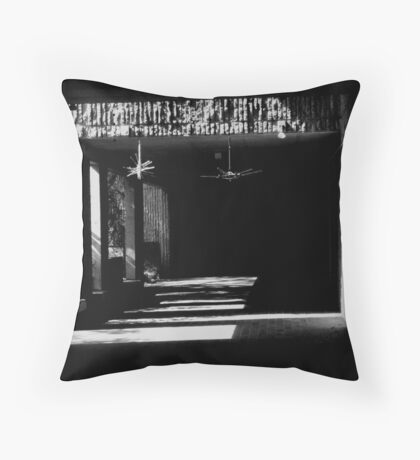 urb aesthetic  Throw Pillow