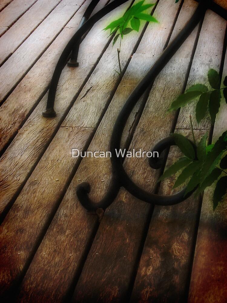 Verandah by Duncan Waldron