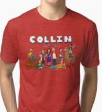Collin Staff 2018 Tri-blend T-Shirt