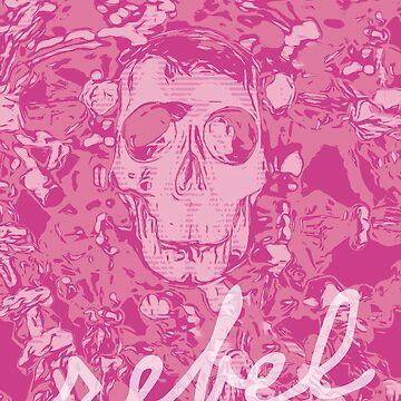 REBEL SKULL by Eye4Dogs
