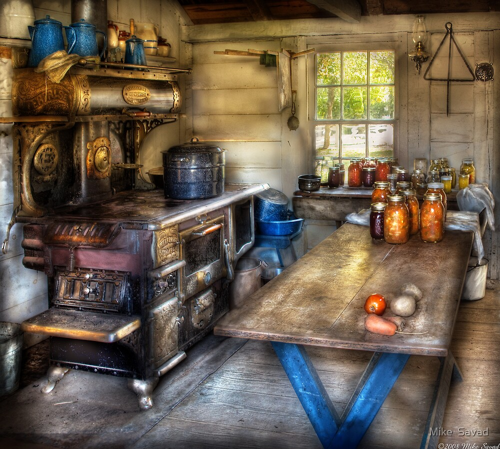 Home Country Kitchen by Michael Savad