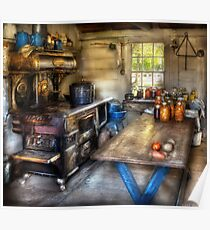 Home Country Kitchen Poster