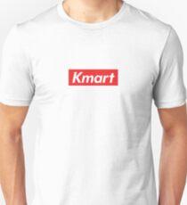 KMART SUPREME PARODY (RED BOX LOGO) Unisex T-Shirt